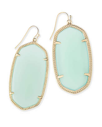 Kendra Scott Danielle Statement Earrings in Gold