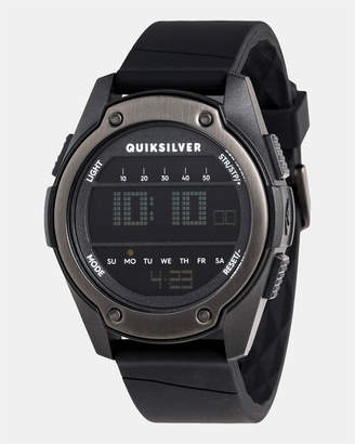 Quiksilver Mens Stringer 46mm Digital Silicone Watch