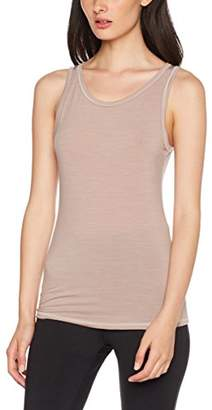 Skiny Active Wool Women Tank Top Thermal,(Size: 36)