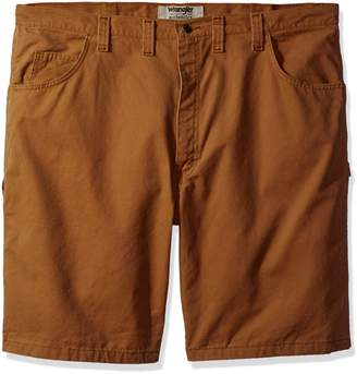 Wrangler Men's Big and Tall Authentics Classic Carpenter Short