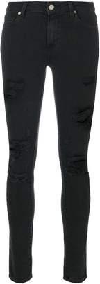 Paige Ramone Destructed jeans