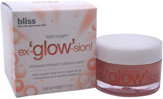 Bliss 1.7Oz Triple Oxygen Ex-'Glow'-Sion Moisture Cream