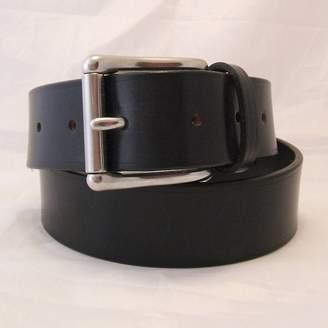 TBM - The Belt Makers Handmade Kilo English Leather Belt