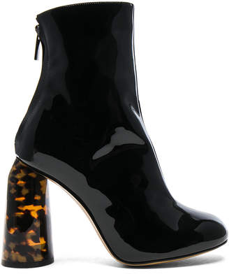 Ellery Patent Leather Tempo Boots