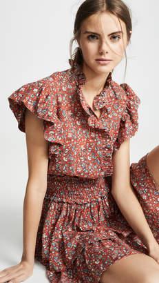 Rebecca Taylor Gitane Floral Dress