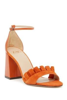 Zac Posen Fru Fru Block Heel Sandal