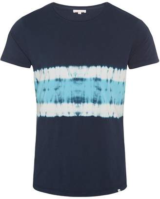 Orlebar Brown OB-Tie Dye Tailored Fit Crew Neck T-Shirt