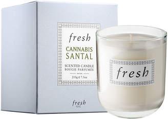 Fresh Cannabis Santal Candle
