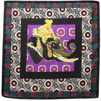 Etro Elepant Pocket Square Ties