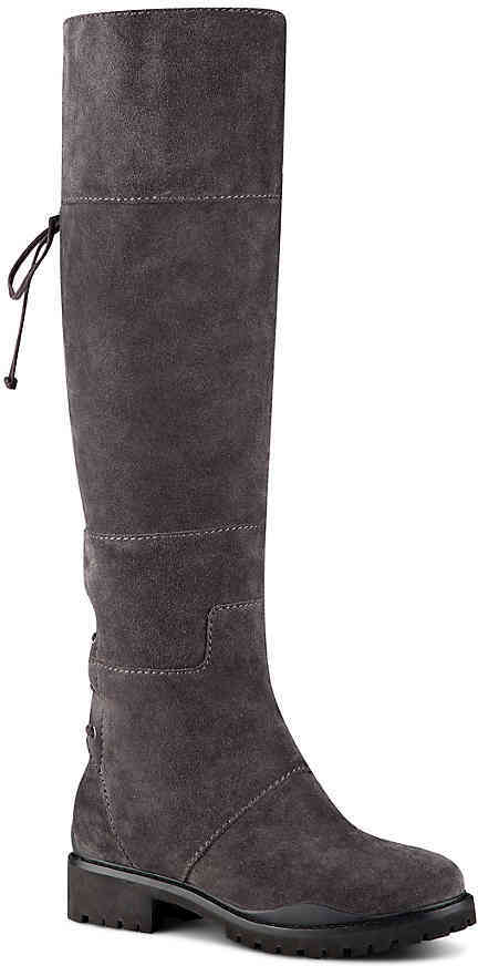 Nine West Women's Nine West Mavira Over The Knee Boot -Grey