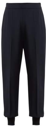 Stella McCartney Julia Track Pants - Womens - Navy