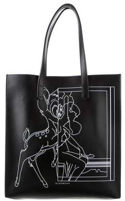 Givenchy Leather Stargate Tote