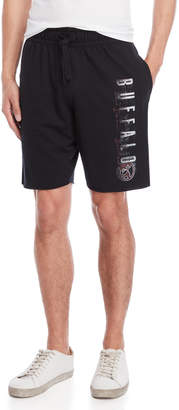 Buffalo David Bitton Hadel Raw Hem Shorts