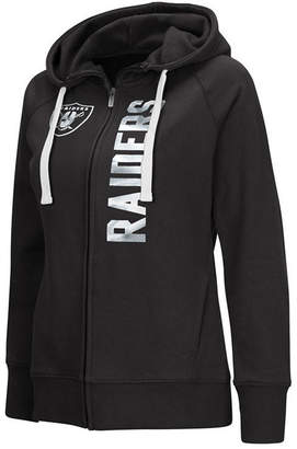 G-iii Sports Women's Oakland Raiders 1st Down Hoodie
