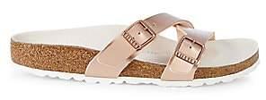 Birkenstock Women's Yao Strappy Flat Sandals