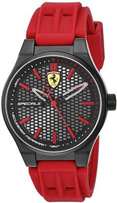 Ferrari (フェラーリ) - ブラッ゠̄ メãƒ3ã'1 アナログ ã'«ã' ̧ュアル ã' ̄ã'©ãƒ1⁄4ツ Ferrari æTM'è ̈ˆ ã' ̄ã'©ãƒ1⁄4ツ ???? 0840010