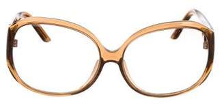 Emporio Armani Logo Oversize Sunglasses