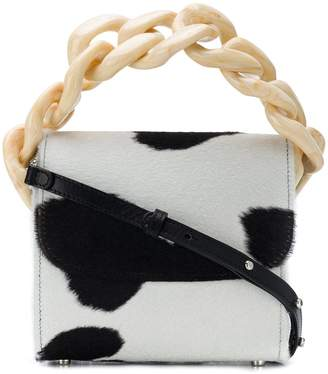 Marques Almeida Marques'almeida calf hair mini bag