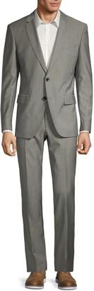 HUGO BOSS Classic-Fit Genius Wool Suit