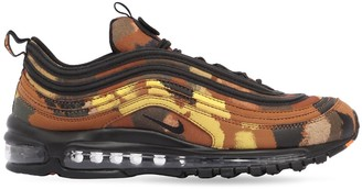 Nike 97 Camo Pack Italy Sneakers