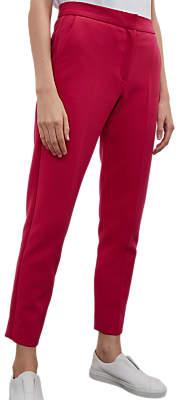 Sundae Suiting Trousers, Magenta Haze