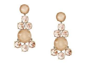 Tory Burch Crystal Chandelier Earrings