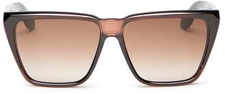 Givenchy Men's Angular Acetate Sunglasses, 58mm