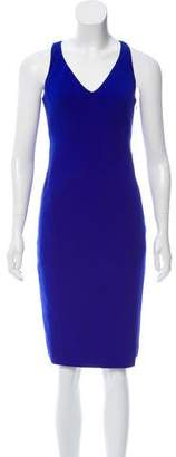 Milly Sleeveless Knee-Length Dress w/ Tags