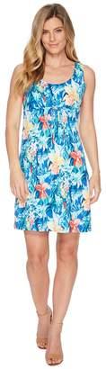 Tommy Bahama Boca Brush Sleeveless Short Dress Women's Dress