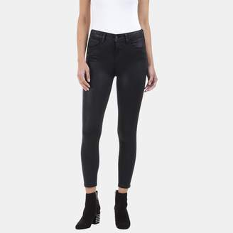 L'Agence Margot High-Rise Coated Jean