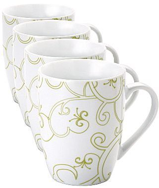 Rachael Ray Curly-Q Dinnerware Collection