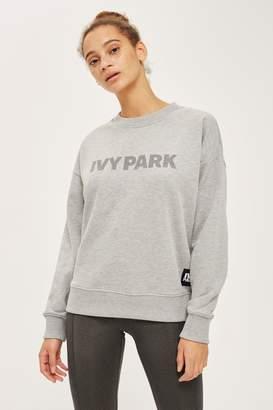 Ivy Park Flat Barcode Sweatshirt