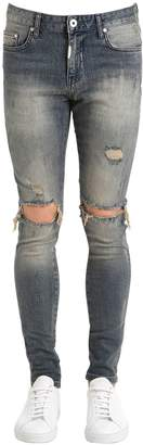 Destroyer Sand Blasted Denim Jeans