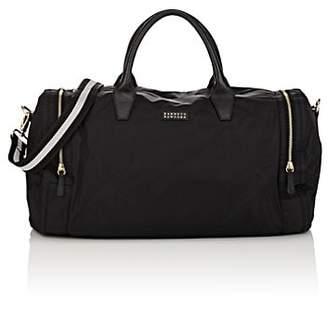 Barneys New York WOMEN'S DUFFEL BAG - BLACK