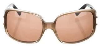 Fendi Square Gradient Sunglasses