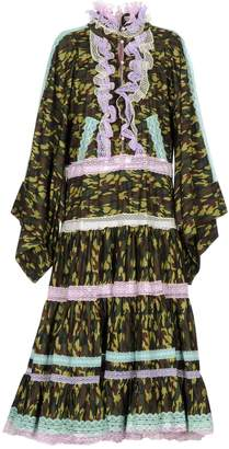 Natasha Zinko 3/4 length dresses