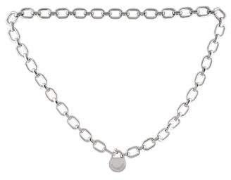Ralph Lauren Chain-Link Metal Belt