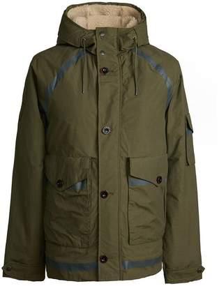 Pretty Green Zipthrough Hooded Jacket