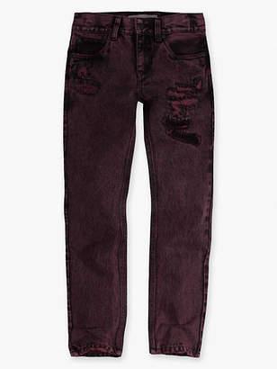 Levi's Boys 8-20 502 Regular Taper Fit Jeans 20