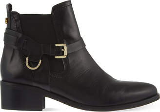 Carvela Saddle leather Chelsea boots