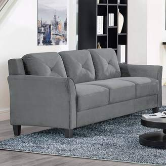 Lifetstyle Solutions Lifestyle Solutions Ireland Sofa in Dark Grey Fabric
