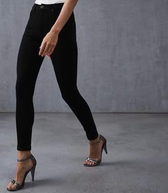 Reiss SKYE Bi-Stretch High Rise Skinny Jeans