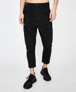 Standard Mutiny Cargo Pant Black