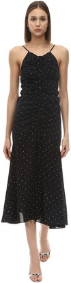 Alice McCall Oscar Dot Print Viscose Midi Dress