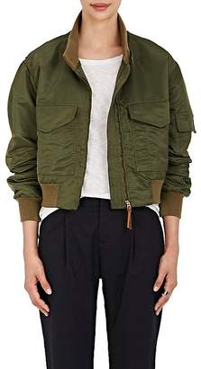 Nili Lotan Women's McGuire Insulated Bomber Jacket