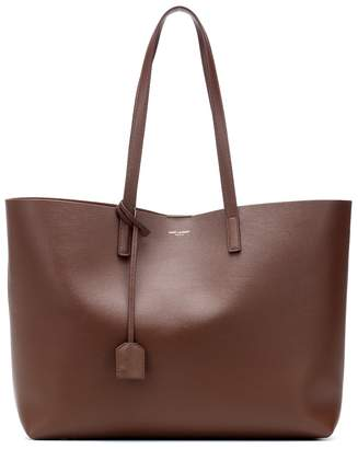 Saint Laurent Large leather shopper