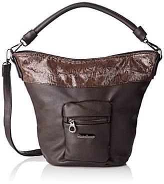 Little Marcel Women's Chiraz Top-Handle Bag Brown