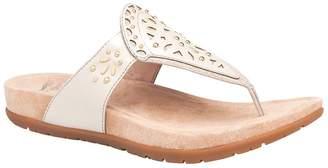 Dansko Leather Flip Flops - Benita
