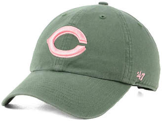 '47 Cincinnati Reds Moss Pink Clean Up Cap