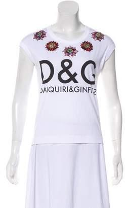 Dolce & Gabbana 2017 Daiquiri & Gin Fizz Top